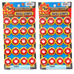 Super Bang Ring Caps (2 Pack)