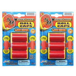 Super Bang Roll Caps (2 Pack)