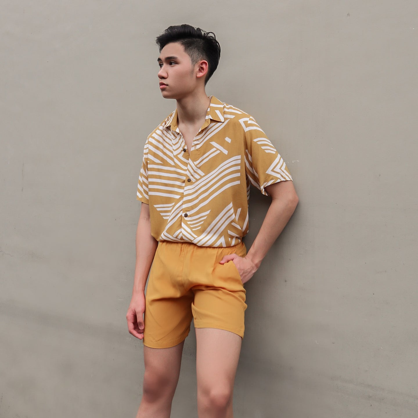 Daily Terno | Andres (Yellow)