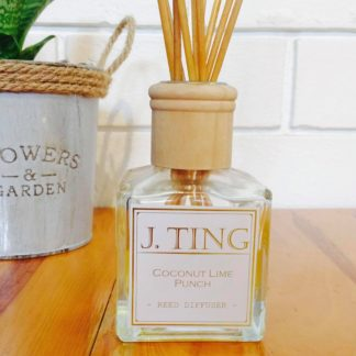 Coconut Lime Punch Reed Diffuser