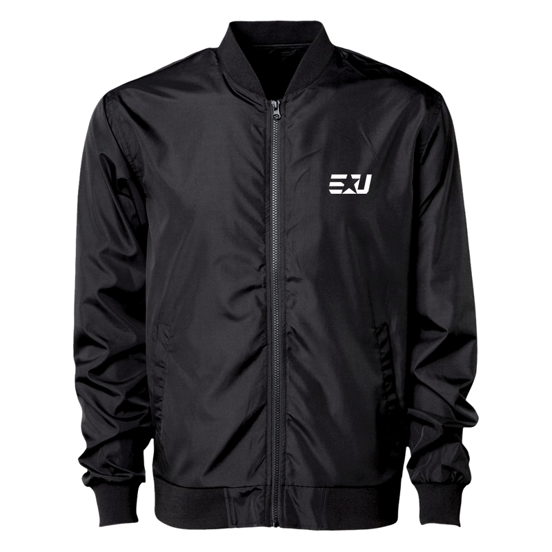 eUnited Eagle Bomber Jacket - Black