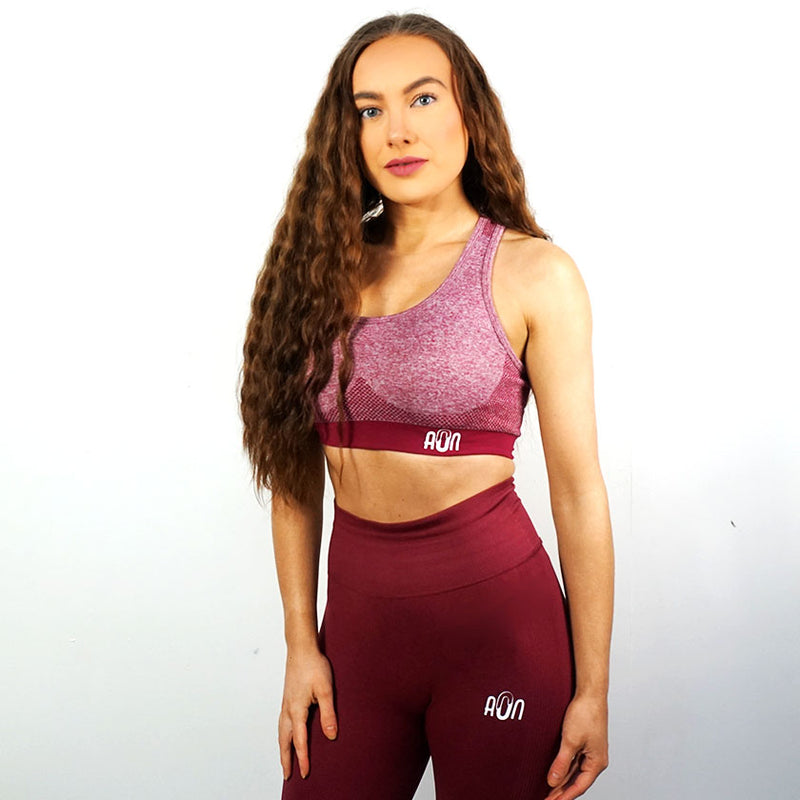All or Nothing - Women's Waistband Sports Bra