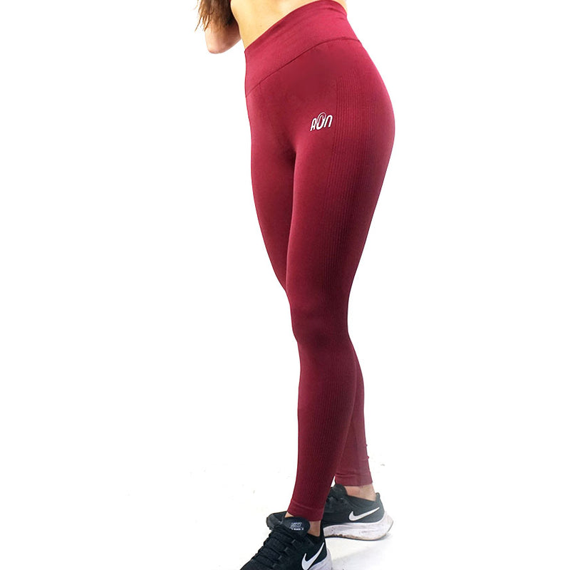 All or Nothing - Women's Seamless High-Waisted Leggings