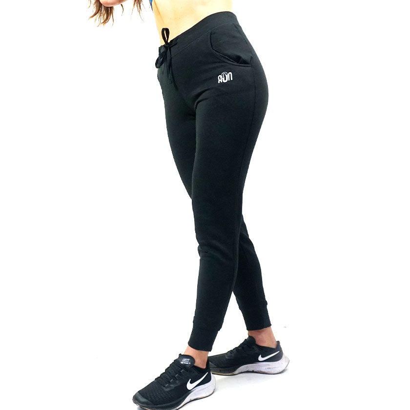 All or Nothing - Women's Comfy Jogging Bottoms
