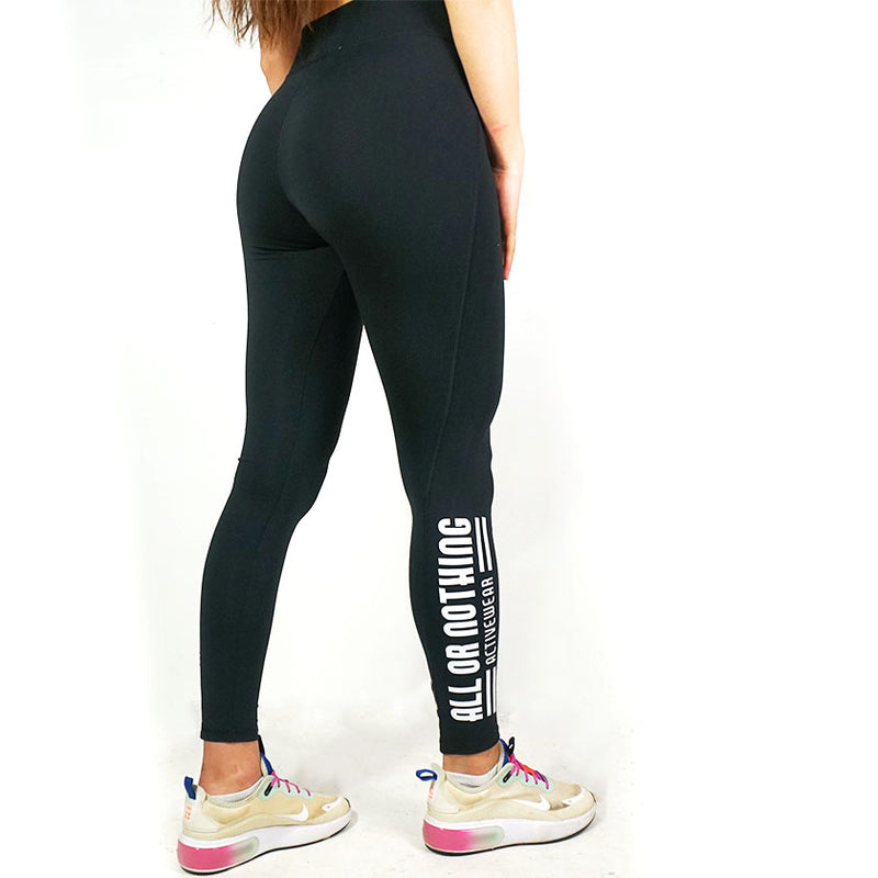 All or Nothing - Women's Seamless Leggings