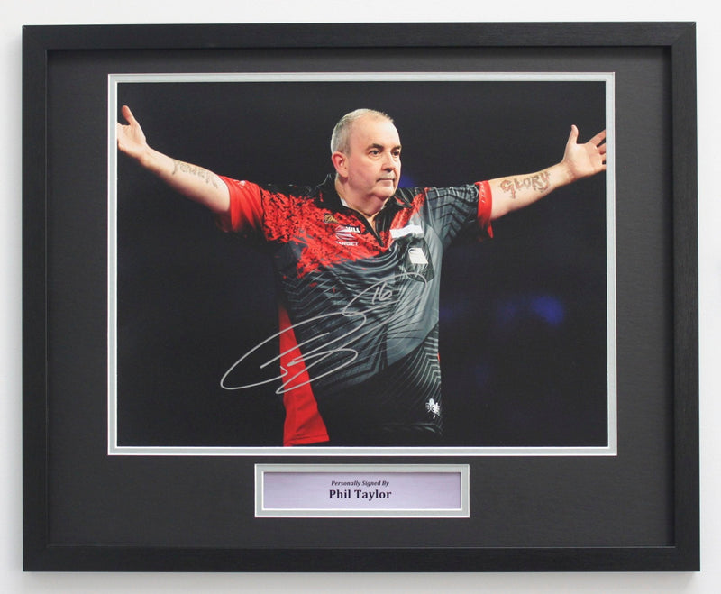 PHIL TAYLOR - THE POWER - CLASSIC FRAME