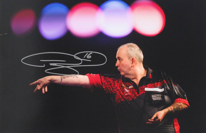 PHIL TAYLOR - THE OCHE LIGHTS - 18x12 - PHOTO