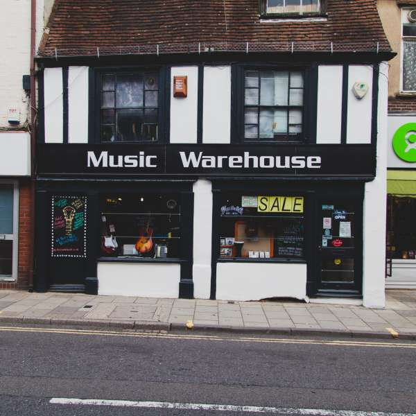 Music Warehouse