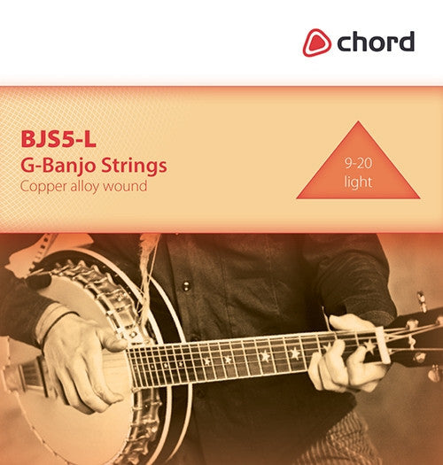 Chord 173.188 Banjo Strings