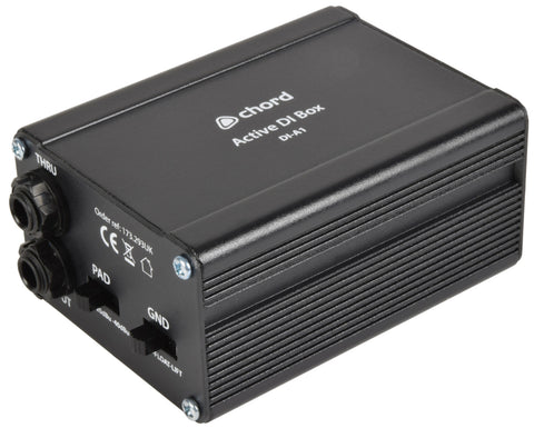 Chord 173.293 Active Direct Injection Box