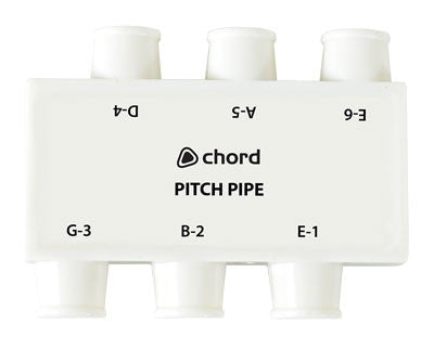 Chord Pitch Pipe