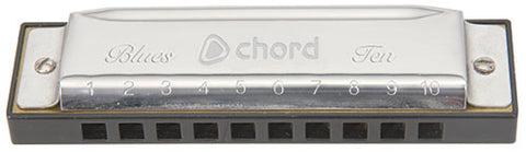 Chord 174.683 Blues Harmonica in C