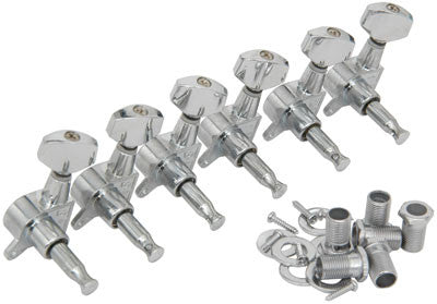 Chord 174.728 6-In-A-Line Tuning Machine Heads