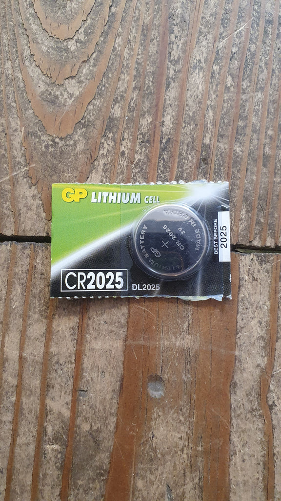 656.262 CR2025 Button Cell Battery