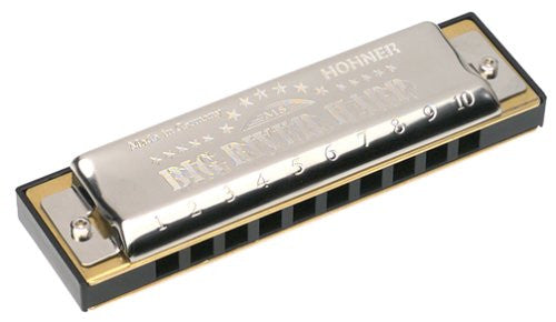 Hohner Big River Harmonica in G