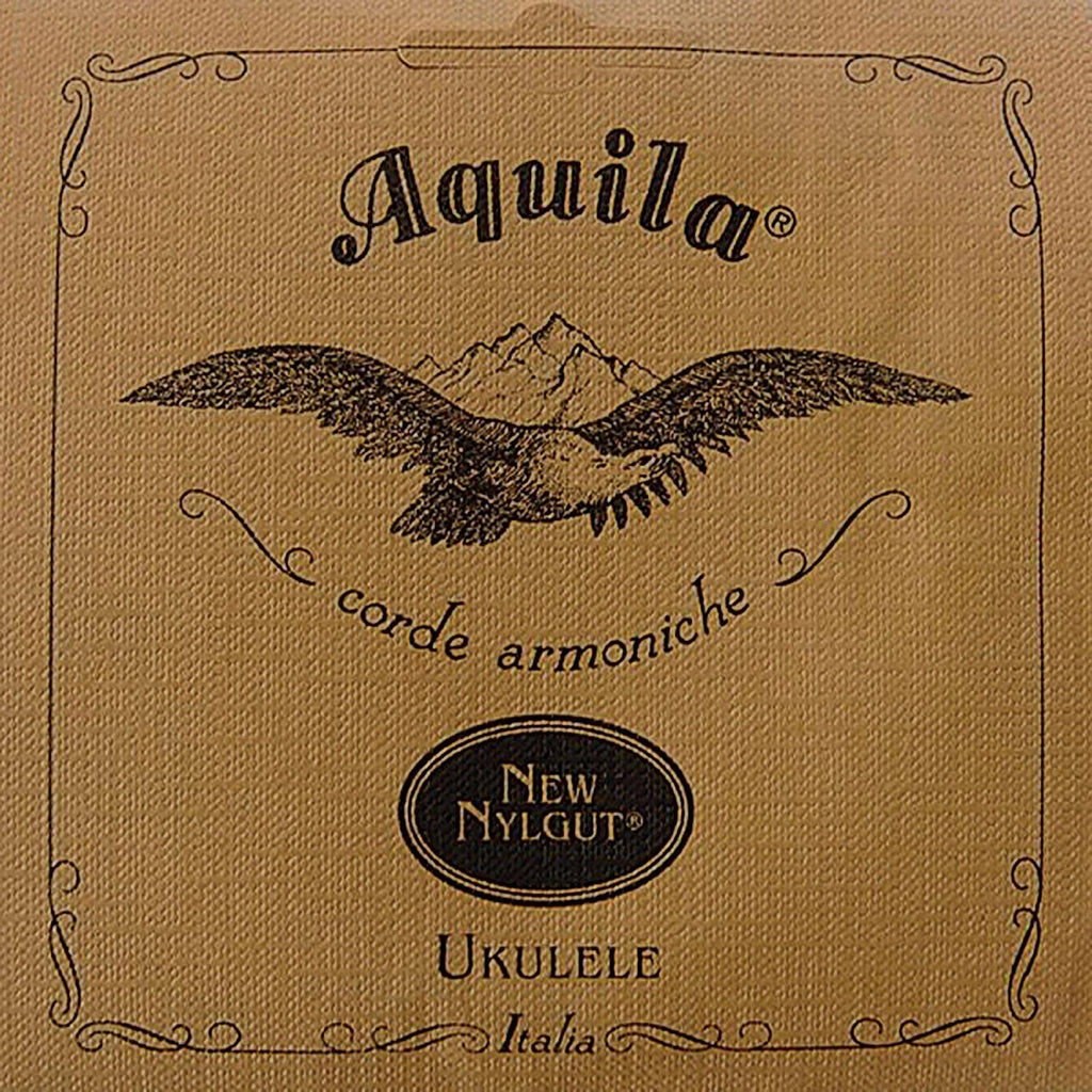Aquila10U Nylgut Tenor High G Ukulele Strings
