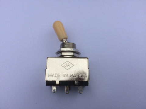 MW Selector Switch 3-Way LP Enclosed