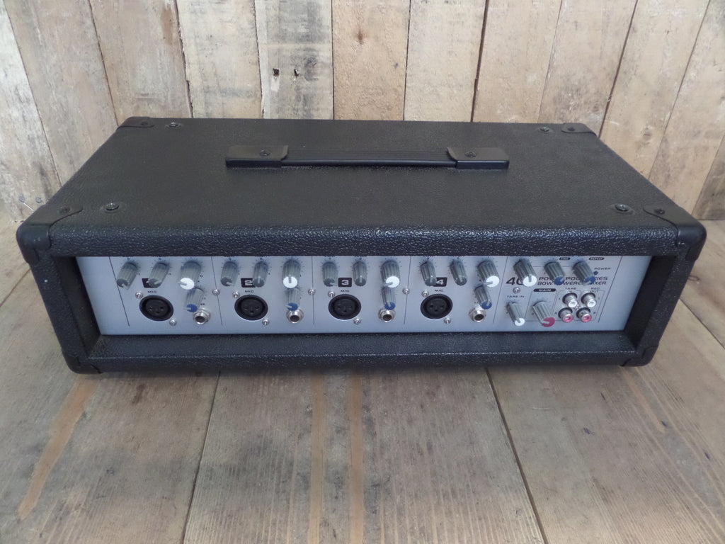 Secondhand Phonic 408 PA Head
