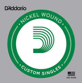 D'Addario NW072 single string