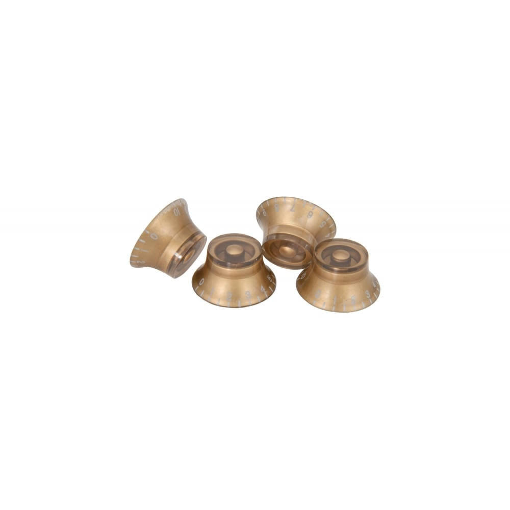 Chord 174.721 CLP 4 Les Paul Control Knob Set Gold