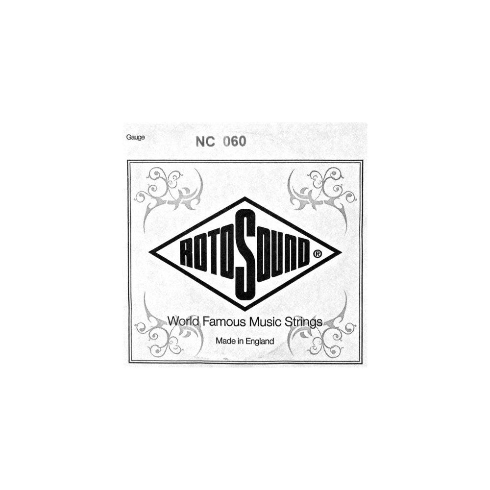 Rotosound NC 060 Single String Wound