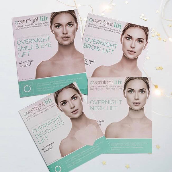 Combine & Save Full Face Neck & Chest Smoothing Set