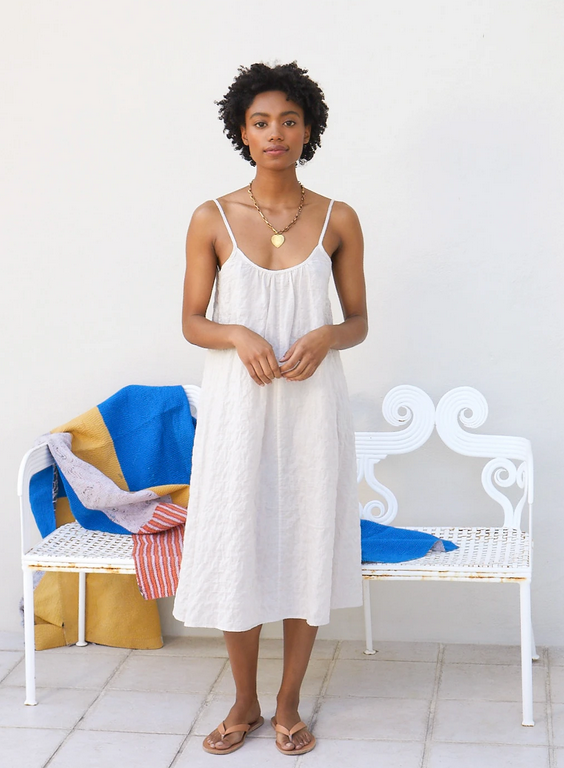 Ine Slip Dress