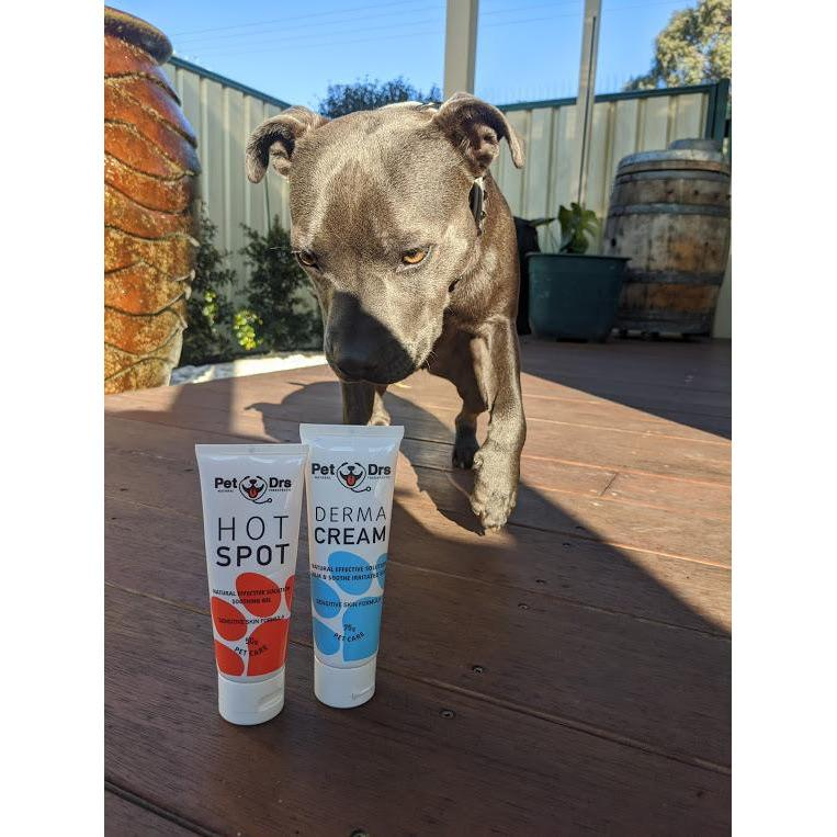 Pet Drs Hot Spot Gel