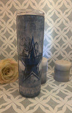 Load image into Gallery viewer, Dallas Cowboys tumbler