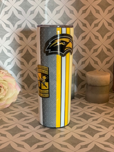 Load image into Gallery viewer, Southern Miss tumbler