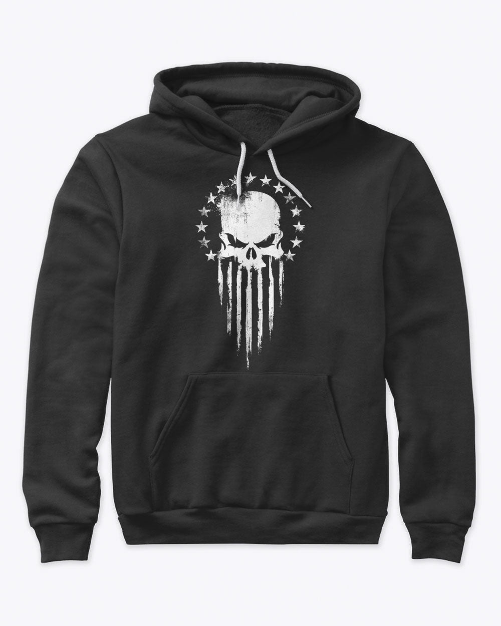 Patriotic Punisher Hoodie