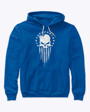 Load image into Gallery viewer, Patriotic Punisher Hoodie