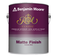 Regal Classic Premium Interior Paint - Matte Finish 221