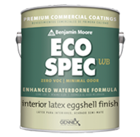 Eco Spec® WB Interior Latex Paint - Eggshell 374