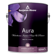 Aura® Waterborne Interior Paint - Matte Finish 522