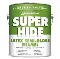 Super Hide Interior Latex Paint - Semi-Gloss 283