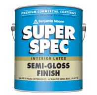 Super Spec Interior Latex Enamel - Semi-Gloss 276