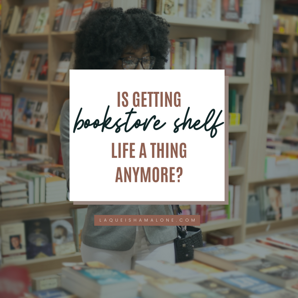 Is Bookstore Shelf Life A Thing