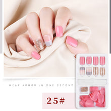 Load image into Gallery viewer, 30pcs Detachable False Nail Artificial Tips Set