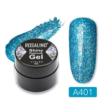 Load image into Gallery viewer, Hybrid Varnishes Shiny Top Base Coat For Nails