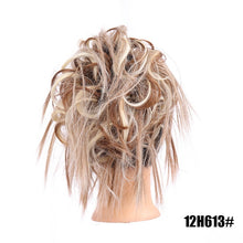 Load image into Gallery viewer, Scrunchies Natural Fake Hair Extension