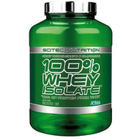 100% Whey Isolate 2000g - Scitec Nutrition - - Scitec Nutrition - Body-stuff.dk