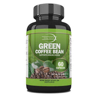Green Coffee Bean 1000mg - - Body-Stuff - Body-stuff.dk