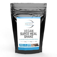 VEGAN SUPER MEAL SHAKE - - Body-Stuff - Body-stuff.dk
