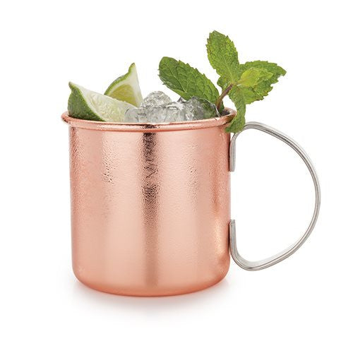 Recepttips: Moscow Mule (lime, vodka, ginger beer)