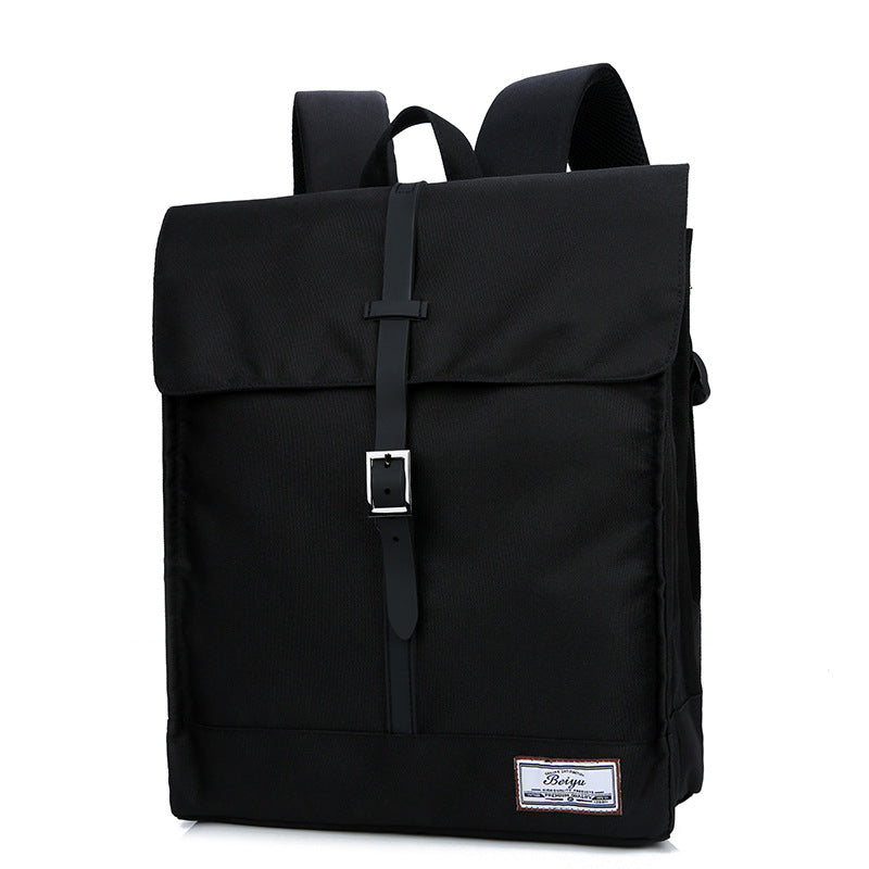 Nylon stitching backpack-FREE SHIPPING