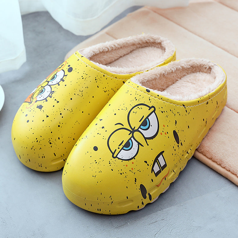 Men's Cartoon Slippers-FREE SHIPPING