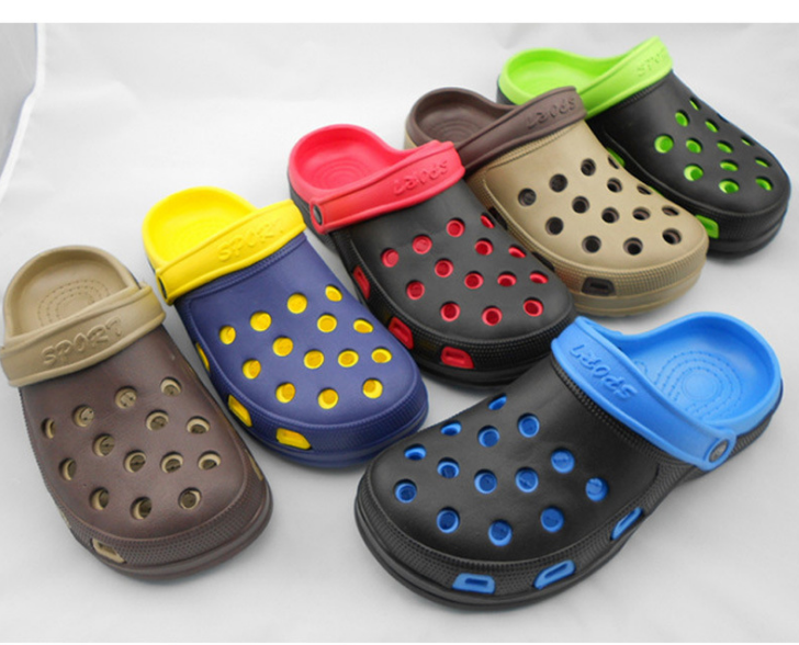 Men's EVA Crocs-FREE SHIPPING