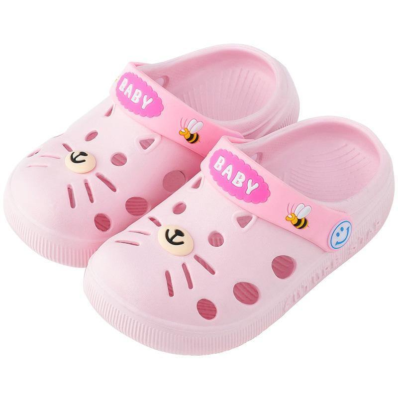 EVA Baby Slippers Cartoon Cat-FREE SHIPPING