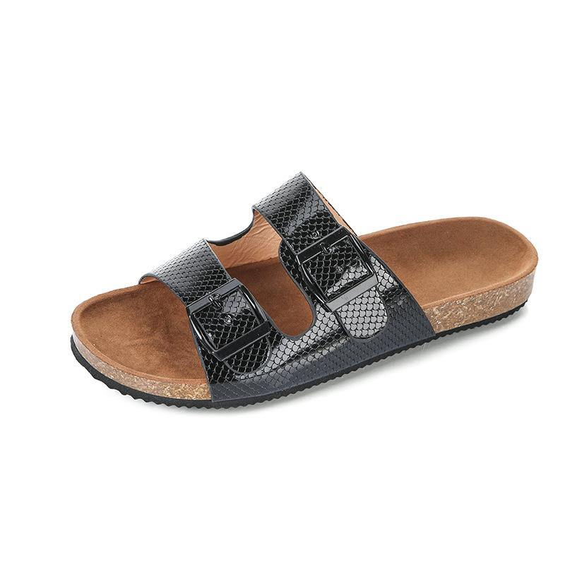 Leather Sandals-FREE SHIPPING